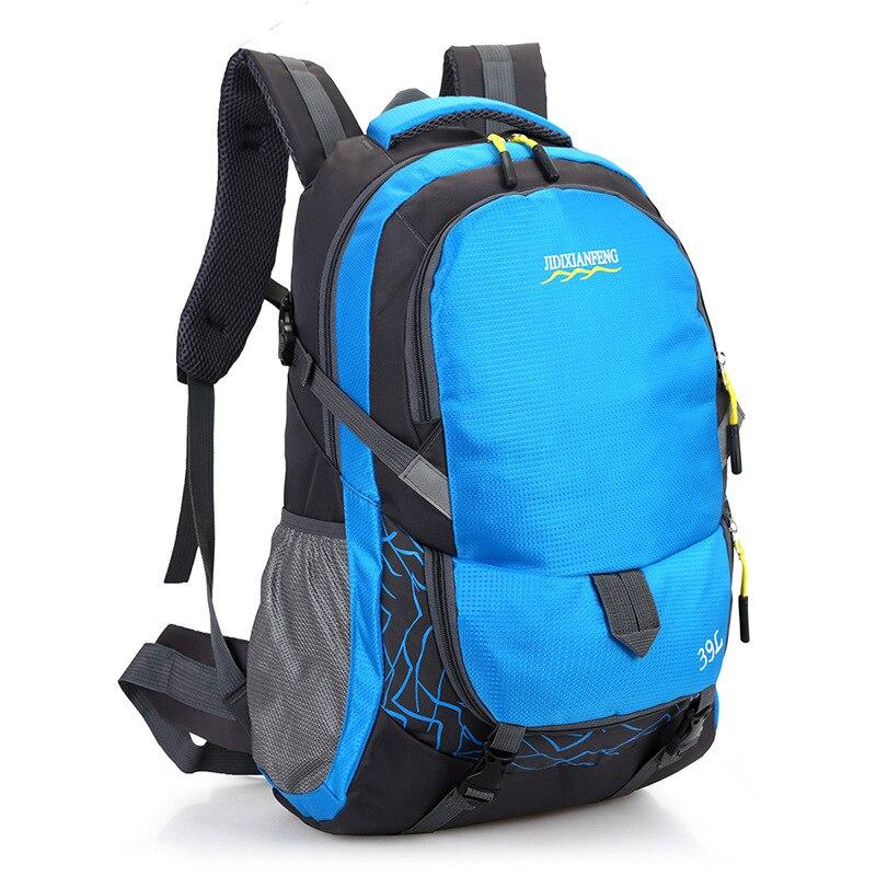 39L impermeable al aire libre escalada mochila mujer hombres senderismo Camping deporte viaje mochila para portátil mochila de almacenamiento