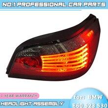 BMW-feu arrière pour BMW E60 523 530   Accessoires de voiture, nouveau 2004-2010, Altis, phare arrière, DRL + frein + parc + Signal