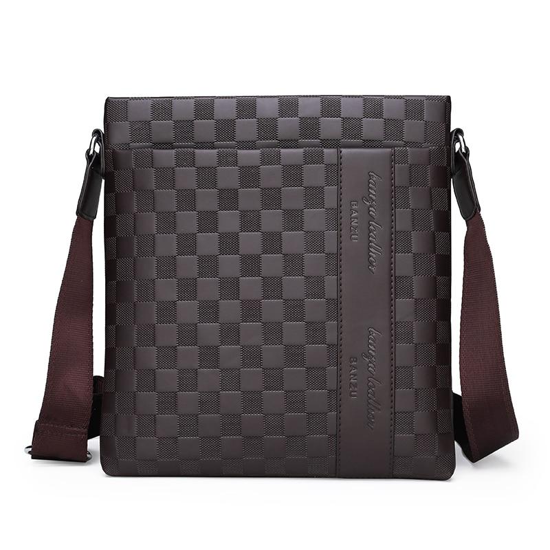 2021 الرجال حقيبة منقوشة عادية موضة حقائب كتف متنقلة حقيبة أعمال الكورية نمط حقيبة كتف شحن مجاني