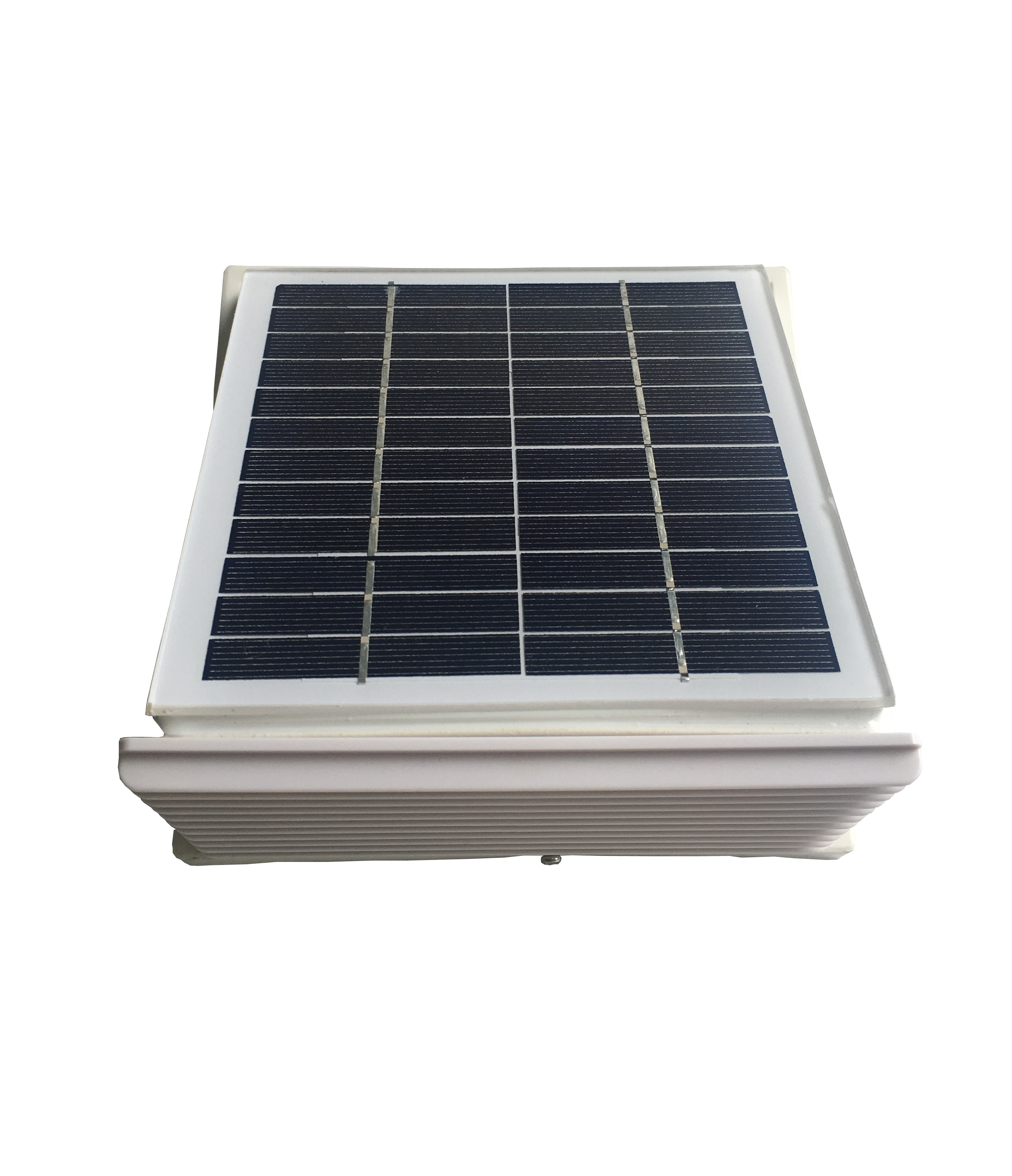 68cfm ABS Plastic SOLAR WALL FAN VENTILATOR EXTRACTOR  100mm  for shed RVs, greenhouses, vans, homes,