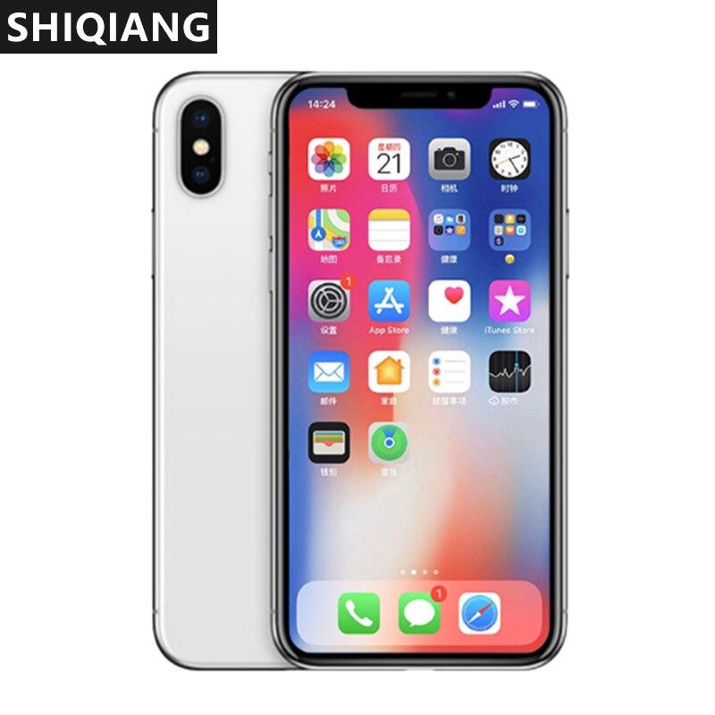 Apple iPhone X utiliza Original desbloqueado Entsperrt 4G LTE útil 5,8 12? 0MP 3G RAM 64G/256G ROM iPhone X Smartphone