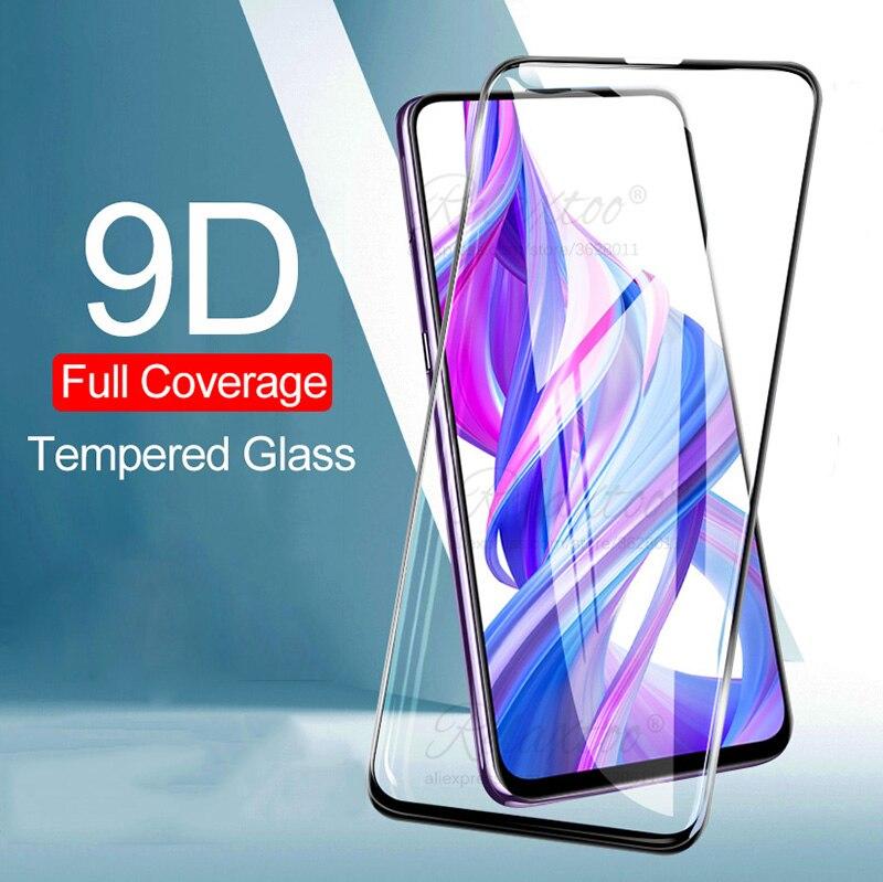 9D Защитное стекло для huawei honor 9X 8X 8C 8 S 8A pro Полное покрытие закаленное стекло для honor 9 8 x c s a x8 Защитная пленка для экрана
