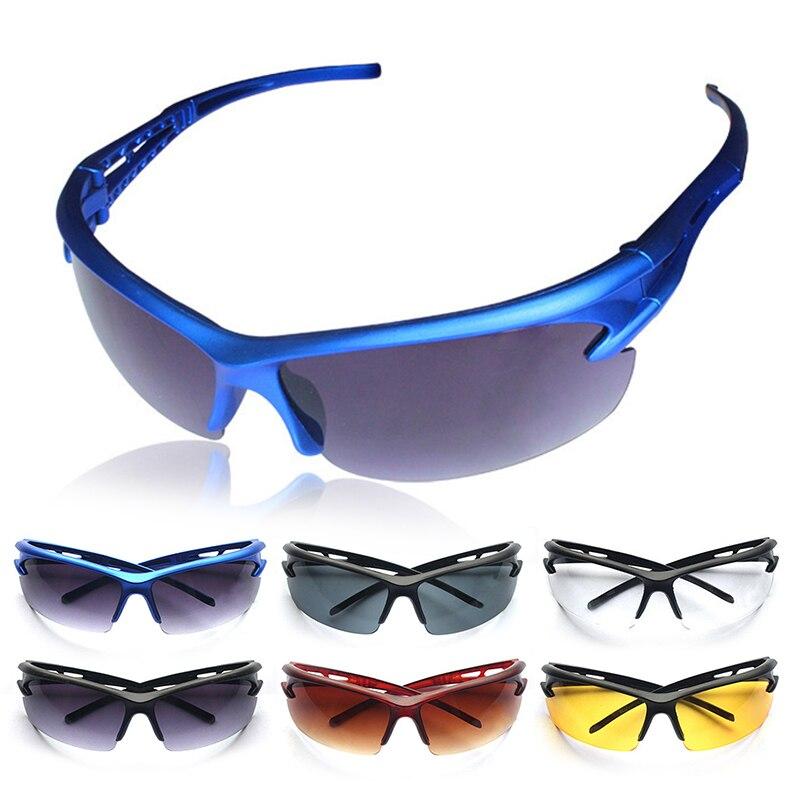 Gafas de sol para bicicleta de montaña deportiva, para exteriores, para hombre y mujer