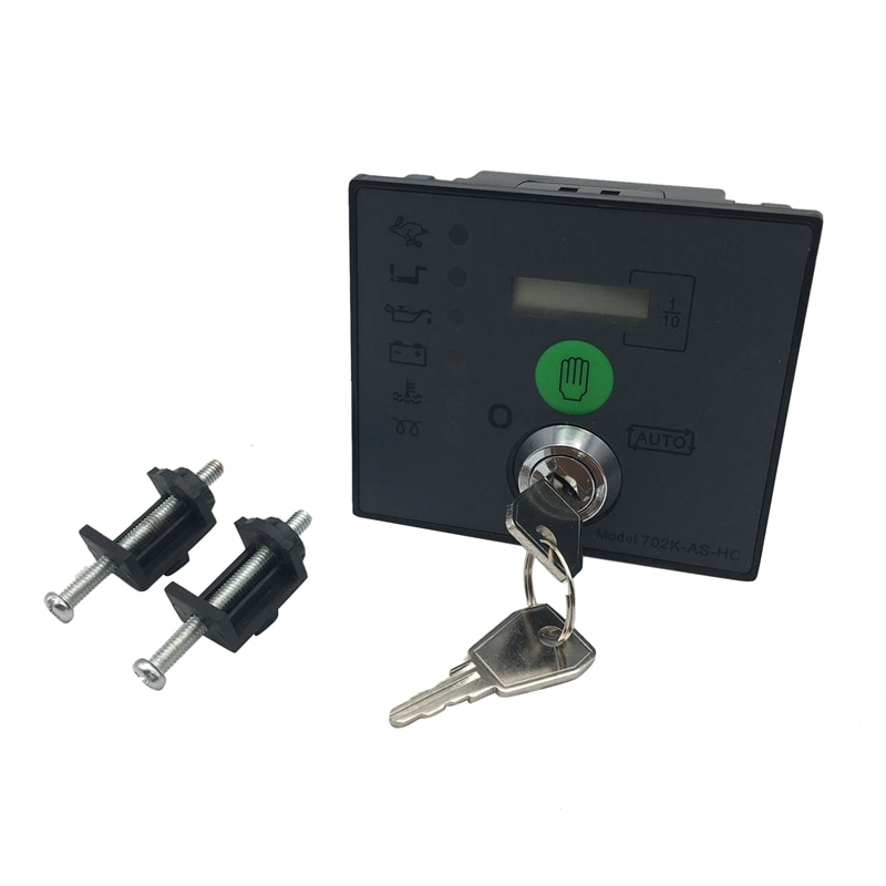 702AS وحدة تحكم بالمولد التلقائي تبدأ مع مفاتيح استبدال DSE702AS DSE702