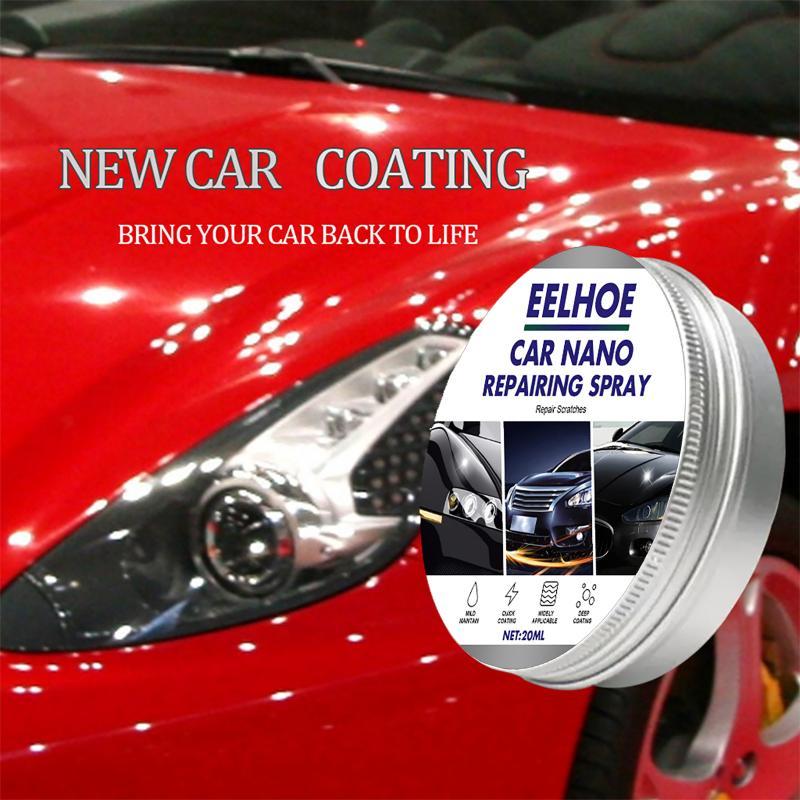 Nano Automotive Coating Paste Coated Car Maintenance Car Care Paint Scratch Repair Cream 20ml Car Re