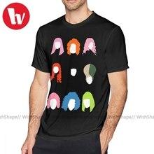 Nicki Minaj T Shirt Nickis Hair T-Shirt Graphic 100 Cotton Tee Shirt Cute Short Sleeve Casual Man Plus size  Tshirt