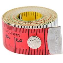 1.5m corps mesure règle couture tailleur ruban à mesurer Mini doux plat règle centimètre couture ruban à mesurer