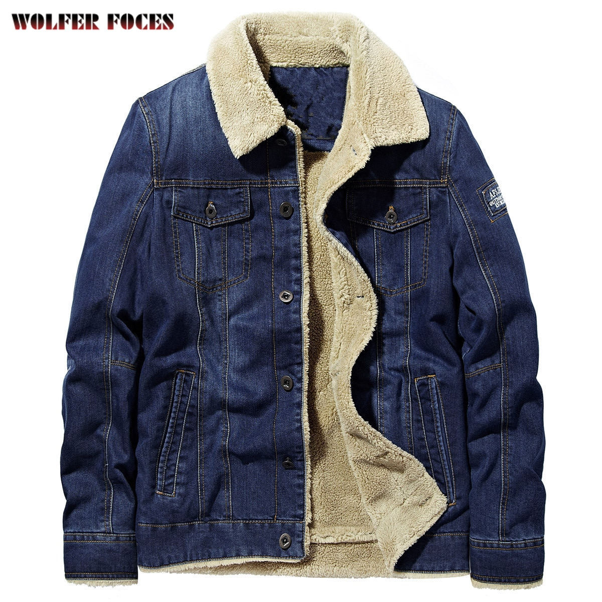 Мужские куртки 2021, брендовая одежда, джинсовые куртки, модная Толстая теплая зимняя модель, горячая Распродажа, новые оригинальные любимые ...