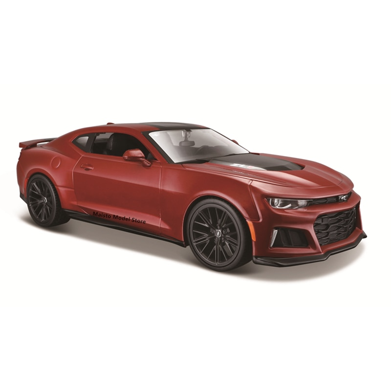 Maisto 1:24 2017 Chevrolet Camaro ZL1 Special edition Highly-detailed die-cast precision model car Model collection gift