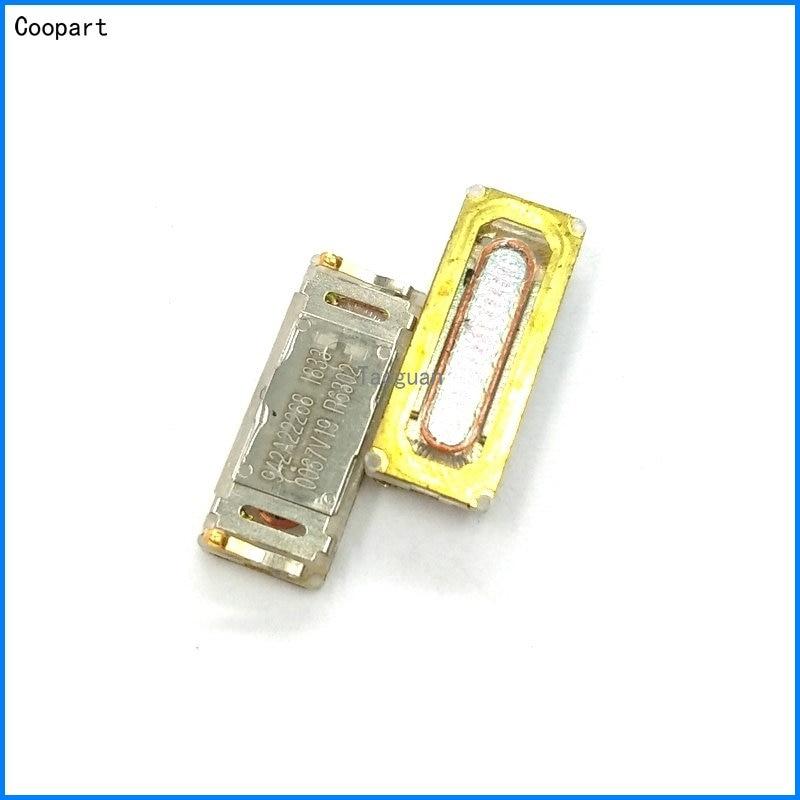 2 unids/lote, nuevo auricular receptor cooart para Sony Xperia XA C6 F3111 F3112 XA Ultra F3211 F3215