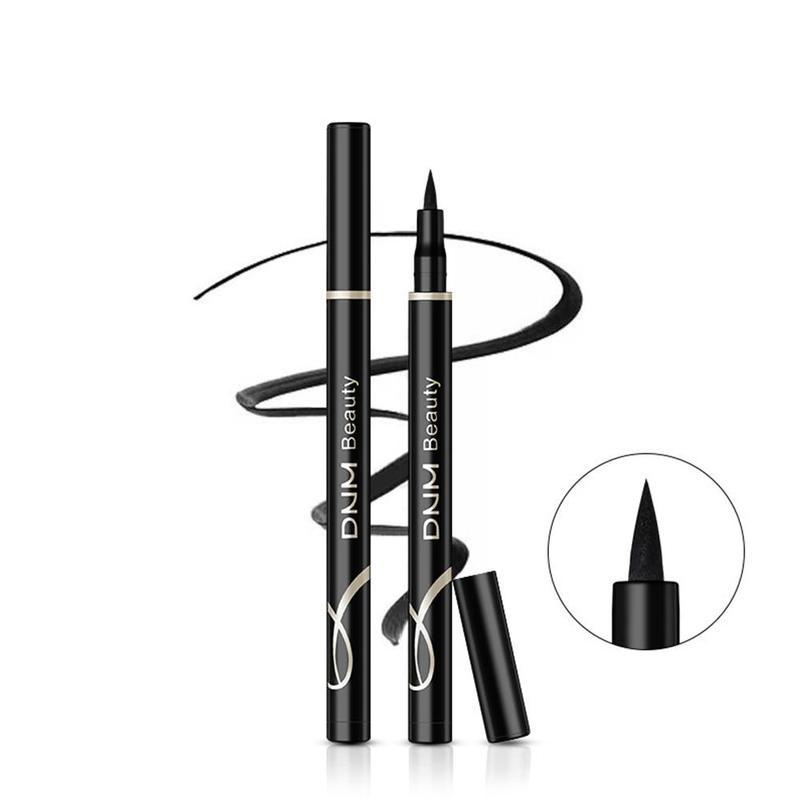 1Pc Waterproof Lasting Women Cosmetic Eye Liner Pencil Professional Black Liquid Eyeliner Makeup Crayon Eyes Marker Pen