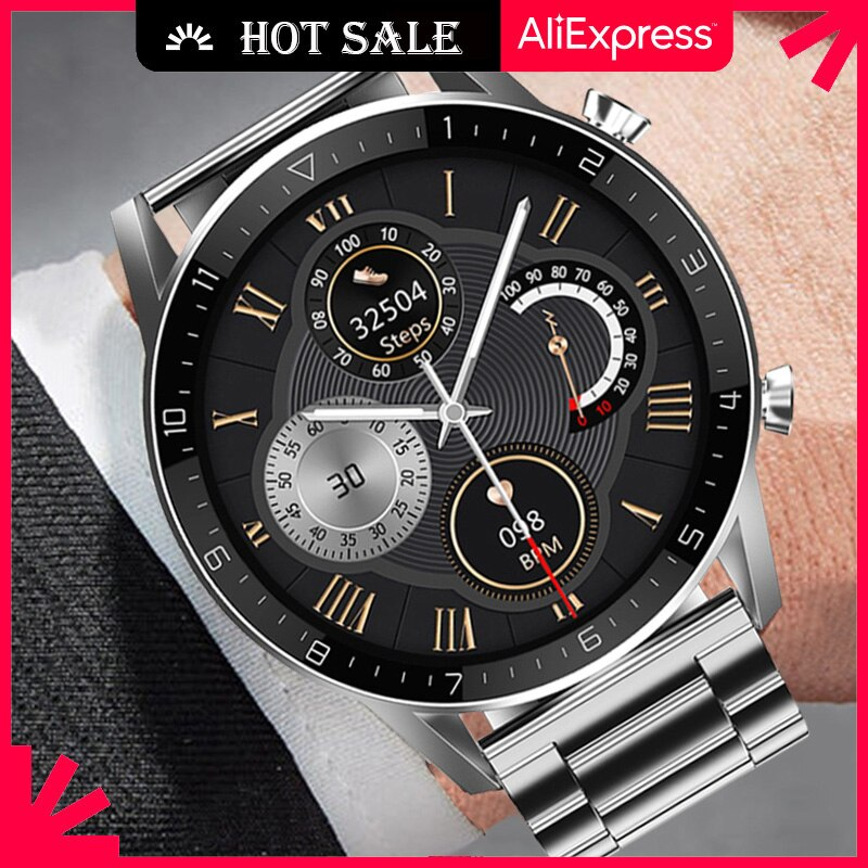 Ipbzhe Bluetooth Call Smart Watch Men 2021 Business Reloj Inteligente Smart Watch Women ECG Smartwat