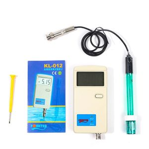Digital Water Quality Purity Tester PH Meter biology chemical laboratory analyze