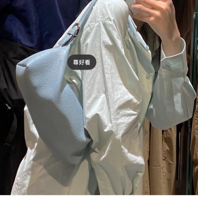 New Design Small PU Leather Shoulder Bags For Women 2020 Elegant Dumplings Handbags Female Travel Totes Fashion Clutch