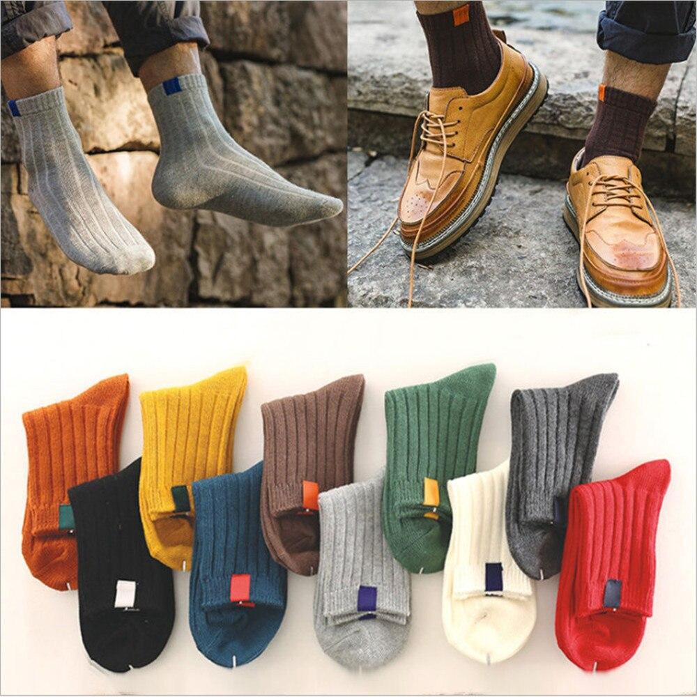 Носки мужские без пятки, модные тканевые дезодорирующие носки с ярлыком, деловые повседневные спортивные мужские чулки, весна-лето