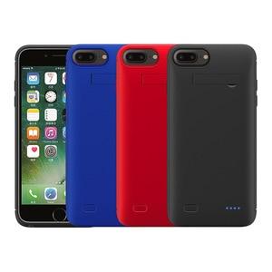 Чехол для зарядного устройства для iPhone 6, 6S, 7, 8 Plus, X, XS, XR, XS MAX, 11 Pro MAX, универсальный портативный чехол для зарядного устройства