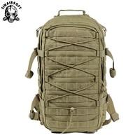 outdoor military rucksacks 1000d nylon 30l waterproof tactical backpack sports camping hiking trekking fishing hunting bags