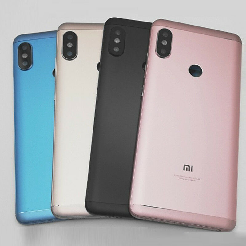 Original Housing For Xiaomi Redmi Note5 Battery Back Cover Replacement Parts Case For Redmi Note5