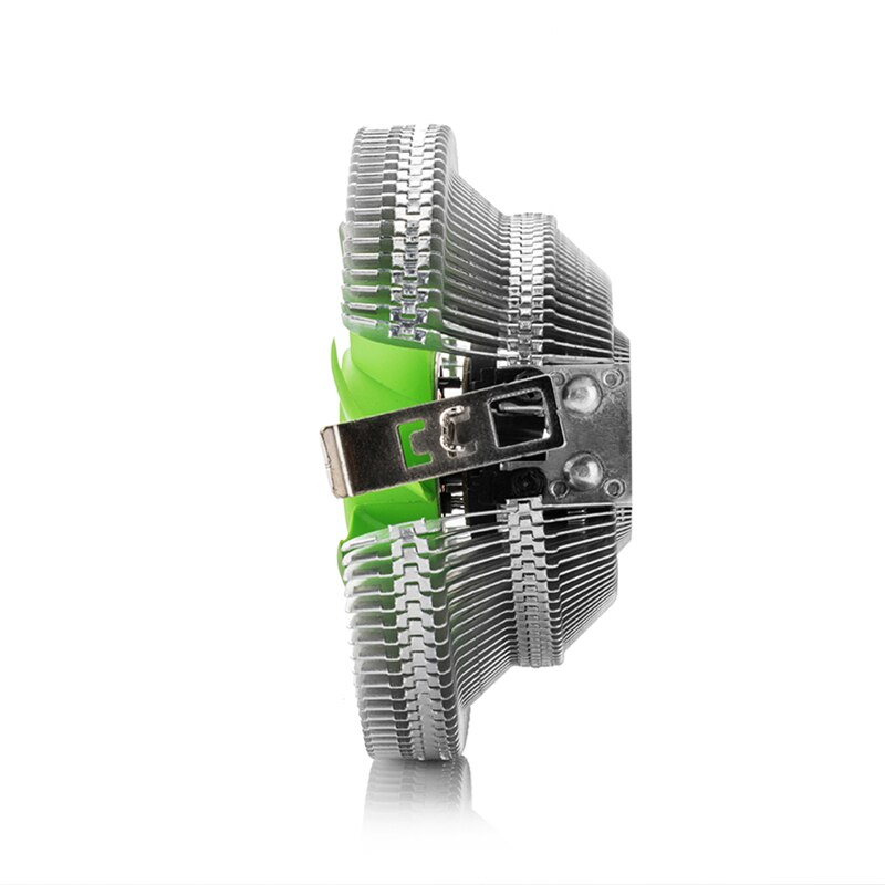 LIUYUEFENG High Quality CPU Cooler Fan Cooling Heatsink For Intel and AMD Efficient CPU Cooler Quiet Fan PC CPU Cooler Fan enlarge