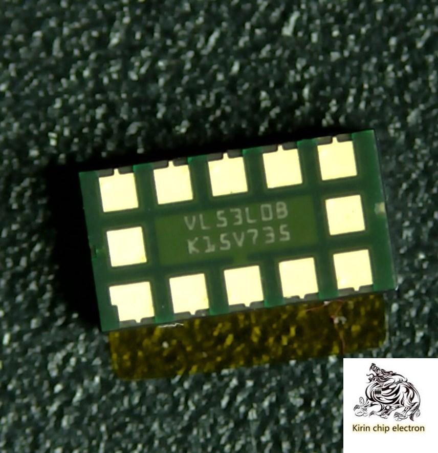 5 PÇS/LOTE VL53L0X VL53L1X sensor óptico LGA12 VL53L1CXV0FY/1