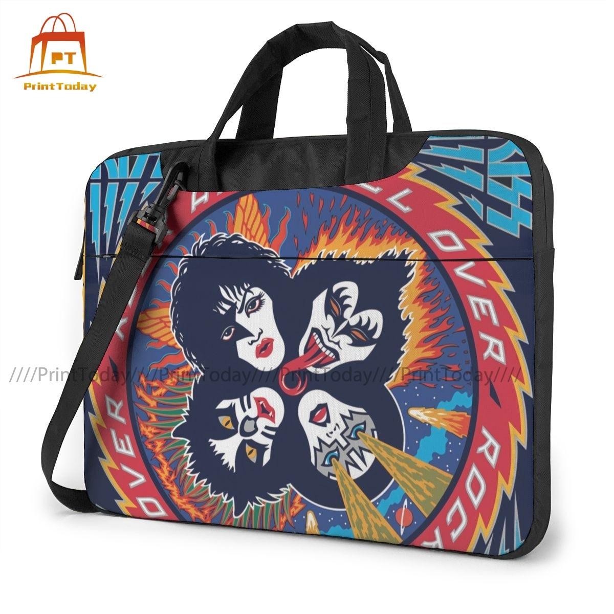 قبلة الفرقة حقيبة لابتوب حقيبة مخلب واقية حقيبة حاسوب الحقيبة أنيق السفر المحمول