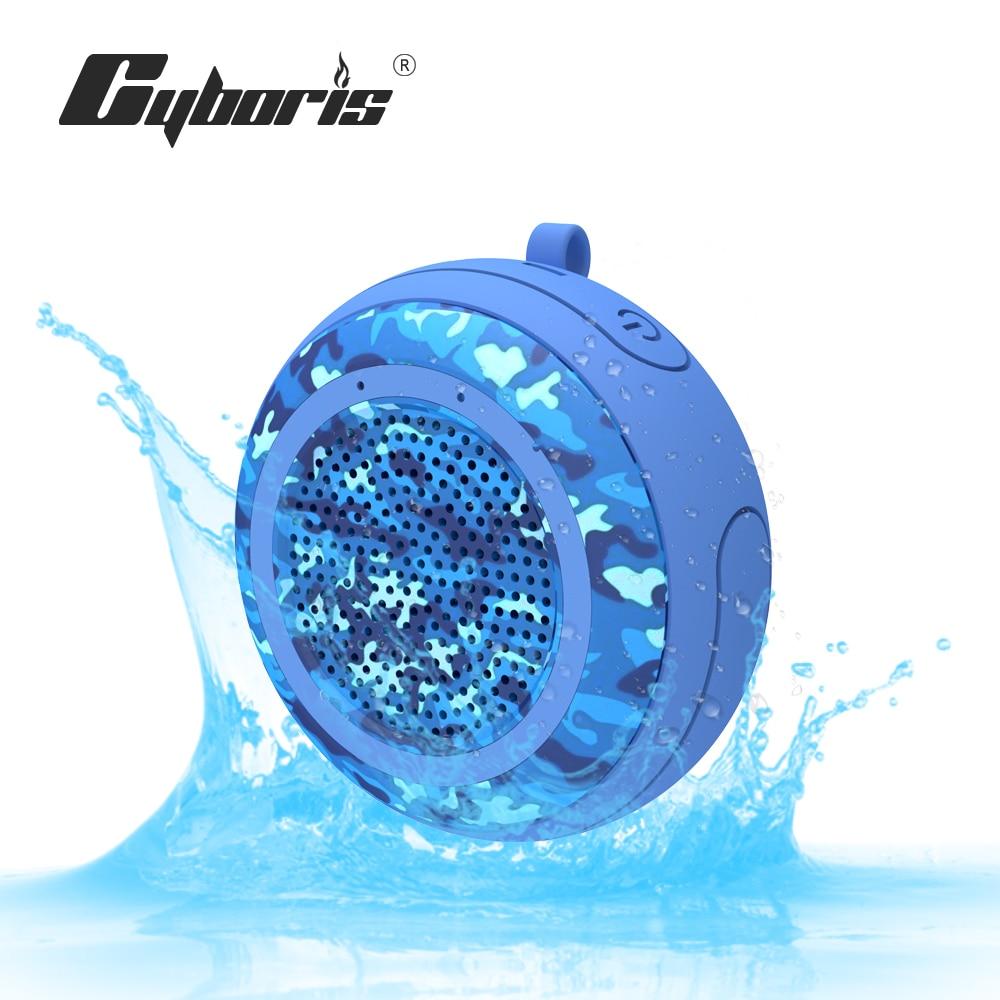 IP67 5 واط عميق باس السباحة المتكلم بركة العائمة TWS مكبرات صوت بخاصية البلوتوث اللاسلكية ستيريو مقاوم للماء للخارجية TF مكبر الصوت калонка