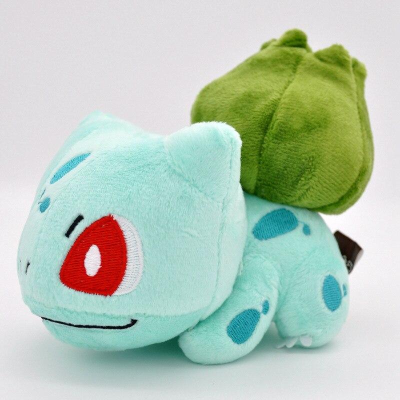 Takara Tomy Pokemon 65 г плюшевые куклы игрушки Bulbasaur плюшевые куклы игрушки ребенка Playmate