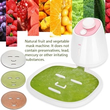 Fruit Face Mask Machine Maker Automatic DIY Natural Vegetable Facial Skin Care Tool With Collagen Be