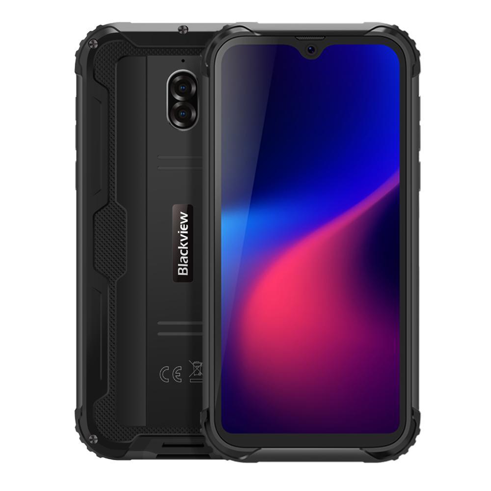 Blackview BV5900 IP68 Водонепроницаемый прочный смартфон 5,7 дюйм Экран Android 9,0 пирог, 3 Гб оперативной памяти, Оперативная память 32GB Встроенная память моби...