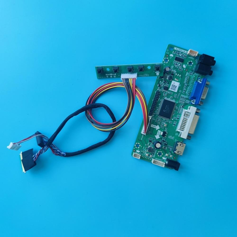 مجموعة لوحة التحكم ل G121EAN01.3/0/1/2/4 1280X800 لوحة الشاشة DVI الصوت LCD LED LVDS VGA HDMI-متوافق