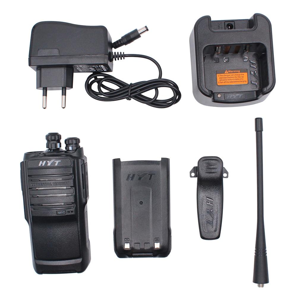 TC-508 Portable Two Way Radio TC508 Business radio TC-500S UHF VHF Handheld Walkie Talkie with Li-ion Battery enlarge