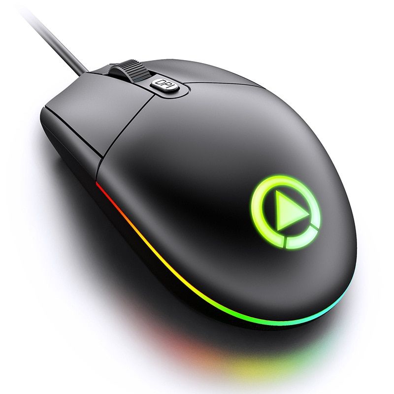 Silver Eagle G3SE Wired Gaming Mouse Business Office Home USB Optical Mouse Luminous Computer Peripheral Accessories