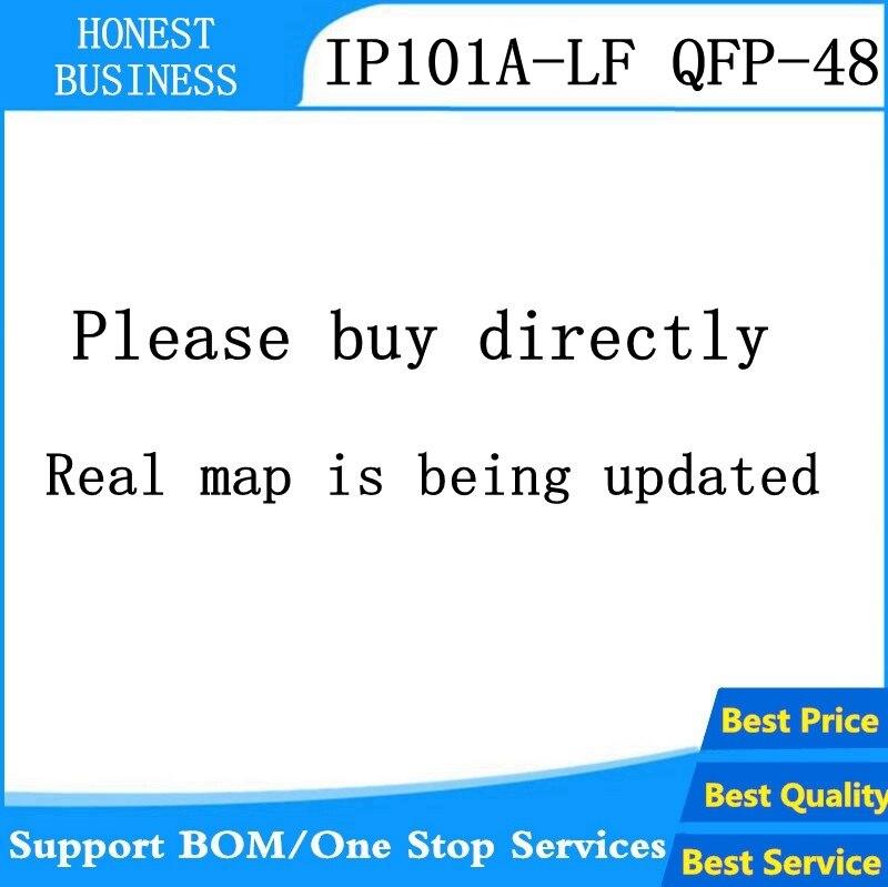 20 sztuk-50 sztuk/partia IP101A-LF IP101ALF IP101A IP101 ICPLUS QFP48