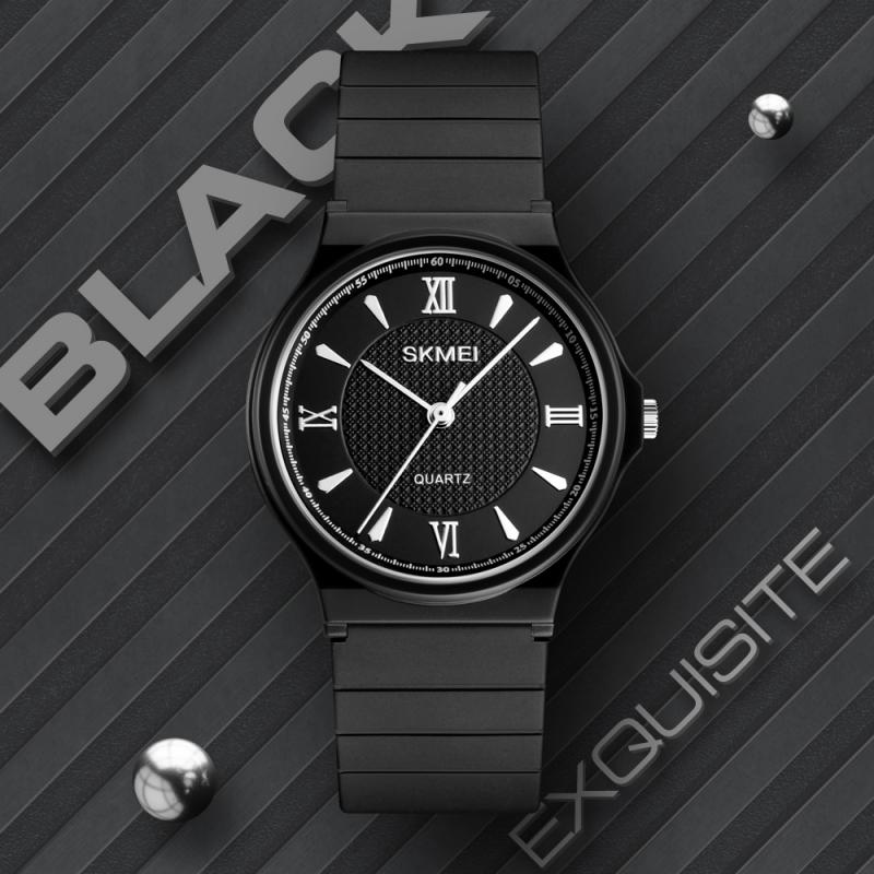 SKMEI NEW SimpleLadies Quartz Watch PU Strap  Ladies Watches Elegant Waterproof Women Watches 1422 Relogio Feminino enlarge