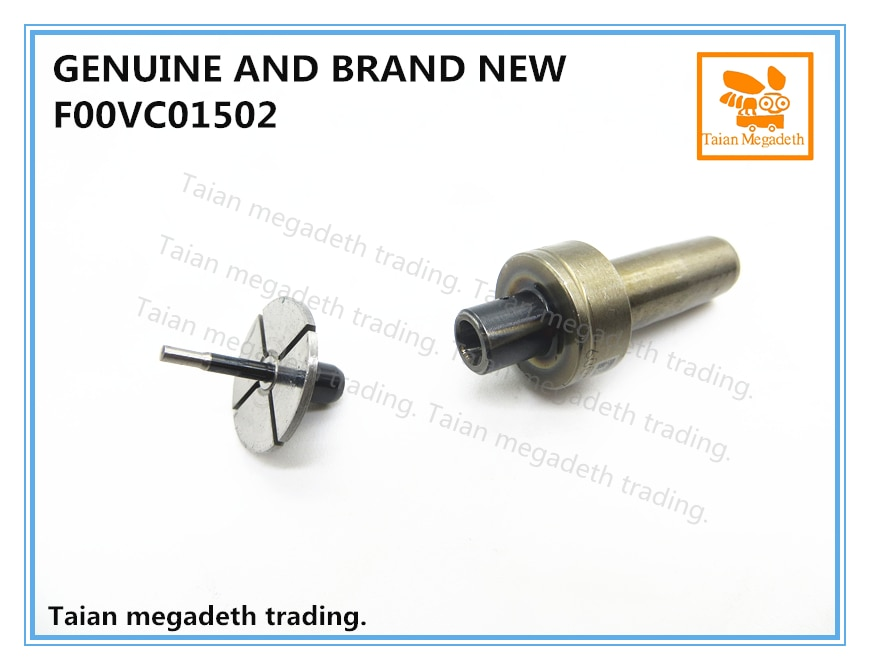 Válvula de CONTROL de inyección de combustible COMMON RAIL genuina y nueva tapa F00VC01502, F00VC01517 para 0445110369, 0445110382, 0445110429