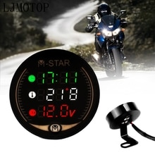 Night Vision Motorcycle Meter Time Temperature Voltage Table For HONDA CBR1000RR / FIREBLADE CBR1000RR/FIREBLADE/SP CBR600RR
