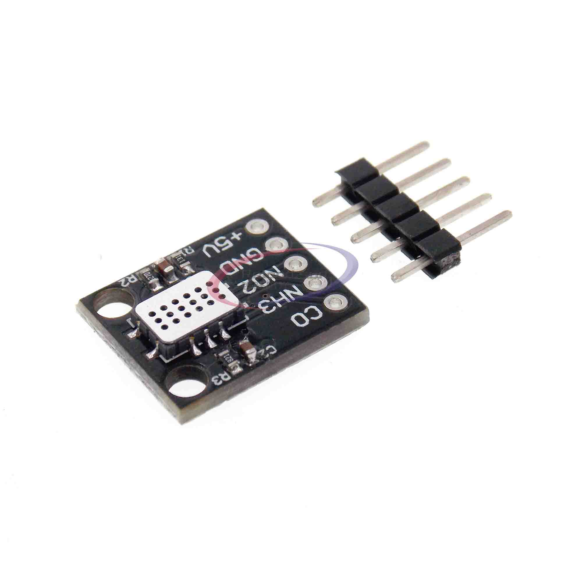 Módulo Sensor de Gas MICS-6814, detección de Gas, monóxido de carbono CO/dióxido de nitrógeno NO2/amoniaco NH3, Sensor para Arduino