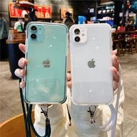 gtwin glitter phone case for iphone 11 pro max 7 8 plus clear bling shockproof protective case for iphone 12 mini xs max xr x se