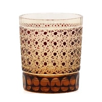 bohemian czech old fashioned hand cut glass janpanese style drinkware whiskey glass traditional craft in gift box 210612 20