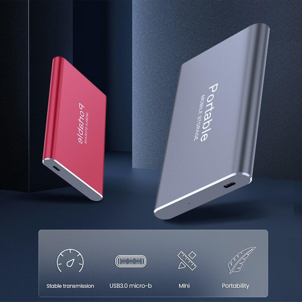 SSD 4 تيرا بايت HDD 2.5 محرك الحالة الصلبة جهاز محمول لتخزين القرص الصلب الكمبيوتر لسطح المكتب USB3.1 SSD قرص صلب المحمول