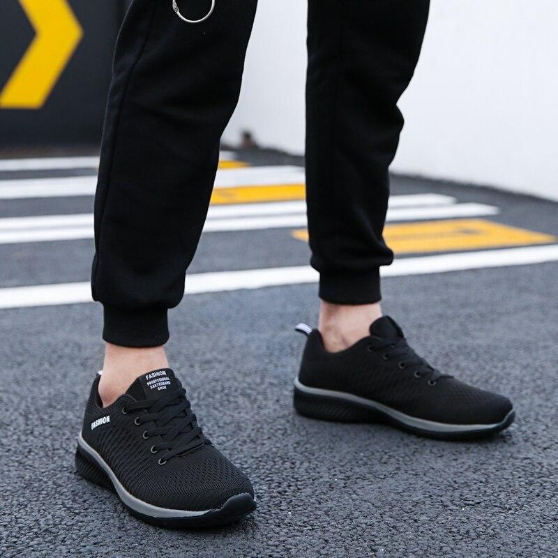 Кроссовки сетчатые для мужчин и женщин, легкие повседневные кеды, модная обувь, весна-лето