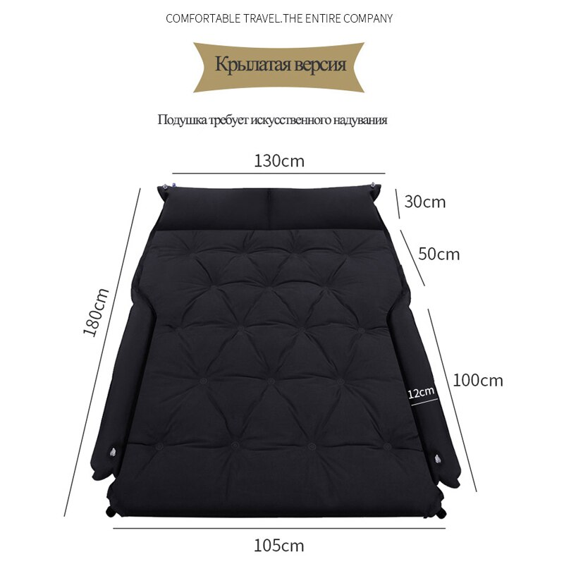 Automatic Inflatable Mattress Car Travel Mattress Suv Air Matt For Sleep Outdoor Inflatable Bed Inflatable Mattress Camping enlarge