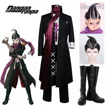 Super Dangan Ronpa 2 Danganronpa Gundam Tanaka Cosplay Costume Anime Costumes Custom-made Full SetUniform for party Halloween