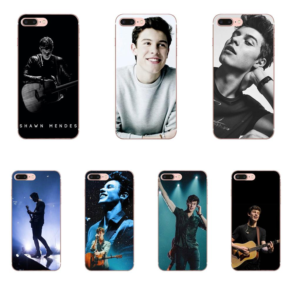 Colourful Style Hit Pop Singer Shawn Mendes Magcon First-rate For iPhone 11 Pro XS Max X 8 7 6s Plus 5 SE 11 XR SE 2020