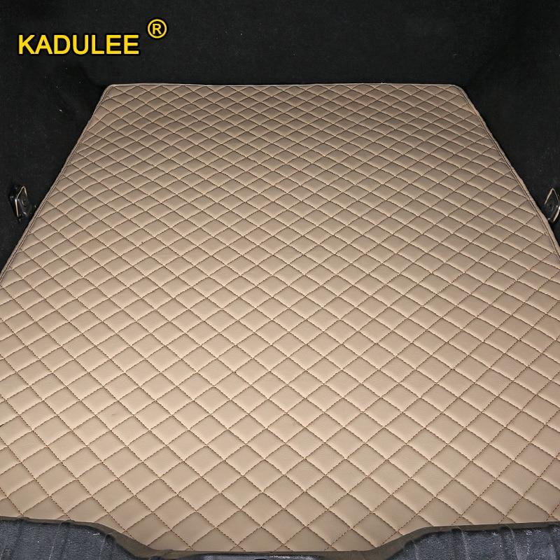 Kadulee personalizado esteira do carro tronco para citroen todos os modelos C4-Aircross C4-PICASSO c6 c5 c4 c2 c-elysee c-triomphe estilo automático
