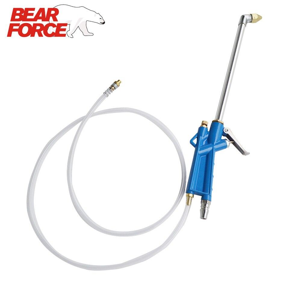 Herramienta de limpieza de aceite del motor para el cuidado del motor del coche pistola de limpieza neumática aire-agua herramienta de limpieza neumática