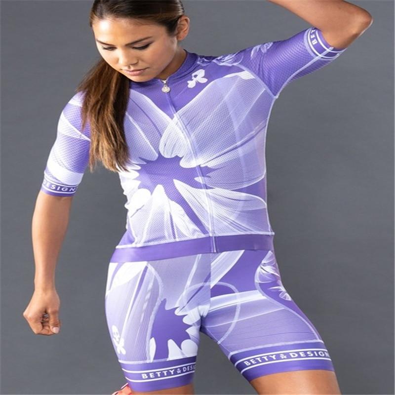 2020 New Hot Sale LOVE THE PAIN Cycling Suit Women Bicycle Jersey set Shirts Bike mtb Maillot  Roupa Ciclismo Feminina Camiseta