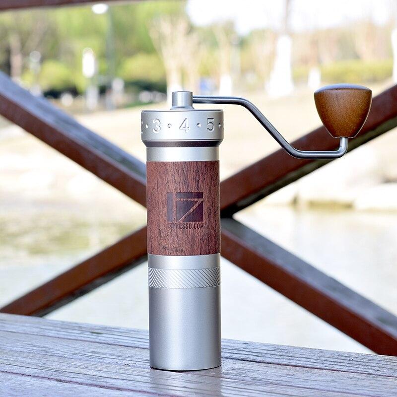 1 шт. Новинка 1zpresso K plus супер портативная кофемолка мельница супер ручная кофемолка recommed