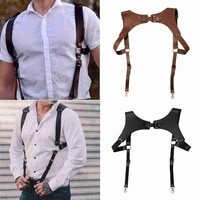 mens suspenders belts european and american new style new fashion mens suspenders belts suspenders leather straps