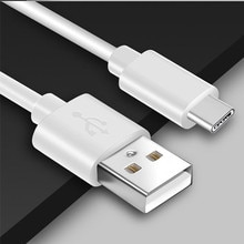 USB Type C Cable 20 CM Short Charging Data Cable For Samsung S9 S8 Plus USB-C Wire For Huawei Xiaomi